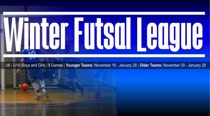 Register – Winter Futsal